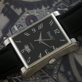 おしゃれなブランド時計がピアジェ-レクタングル-PIAGET-PI00010S-男性用を提供します. 代引き可能